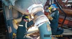 Технологический процесс сварки трубопроводов